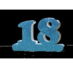 Numero 18 per Diciottesimo azzurro