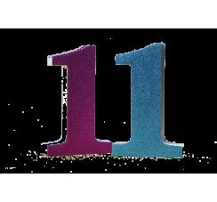 Numero 1 per Primo Compleanno