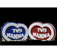 Scritta TVB Mamma