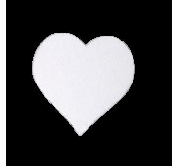 Dummy corazón para tarta