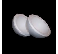Styrofoam openable ball