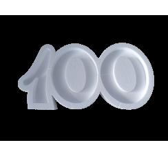 Portaconfetti in polistirolo numero 100