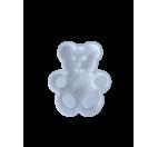 Forma hueca oso en poliestireno