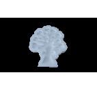 Forma hueca árbol de la vida en poliestireno