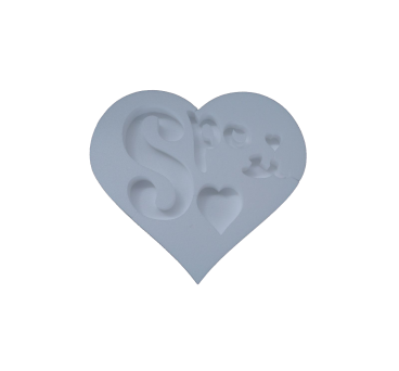 Forma hueca Sposi en poliestireno