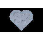 Portaconfetti in polistirolo Sposi