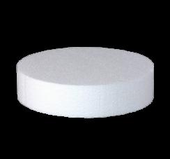 20 pcs SET of circular Cake Dummy - 15cm height