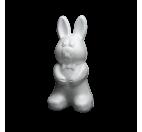 Conejo de poliestireno