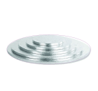 Base para tarta redonda planteada de 1cm