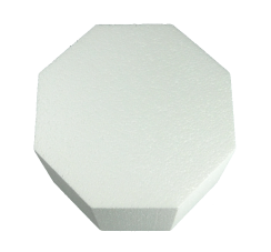 Dummy octagonal para tarta