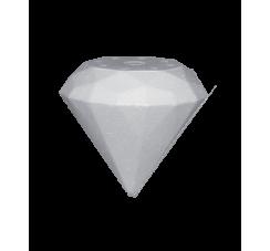 Diamante in polistirolo