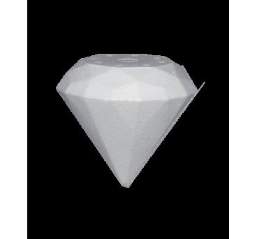 Diamante en poliestireno