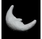 Polystyrene Thin Moon