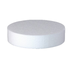 Kit 3 basi circolari altezza 5cm da 15cm, 25cm, 35cm