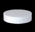 Kit 4 basi circolari altezza 10cm da 10cm, 20cm, 30m, 40cm