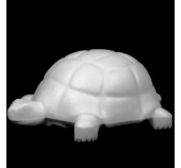 Polystyrene Turtle