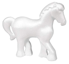 Pony in polistirolo