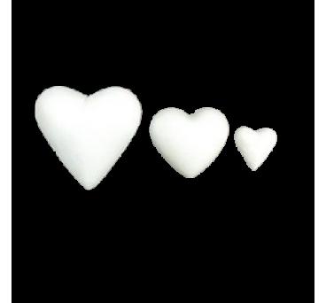 Polystyrene Heart