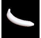 Banana in polistirolo