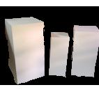 Kit parallelepipedi impilabili in polistirolo 50x99 cm, 40x85 cm, 30x75 cm