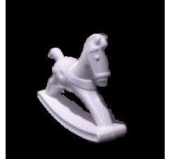 Styrofoam Rocking Horse