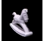 Polystyrene Rocking Horse