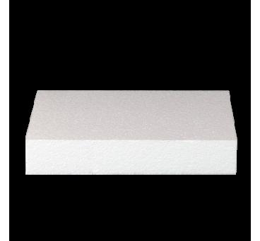 Dummy rectangular para tarta