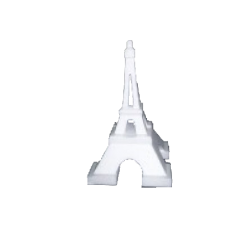 Styrofoam Eiffel Tower
