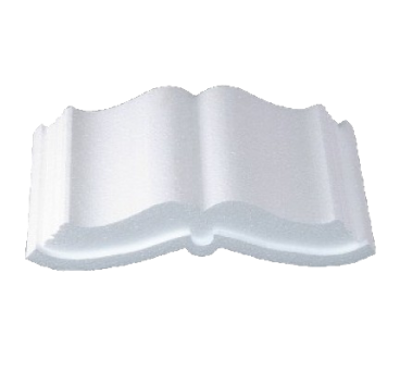 Open book in polystyrene in variety of sizes