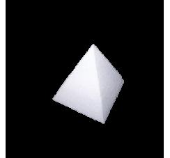 Piramide in polistirolo