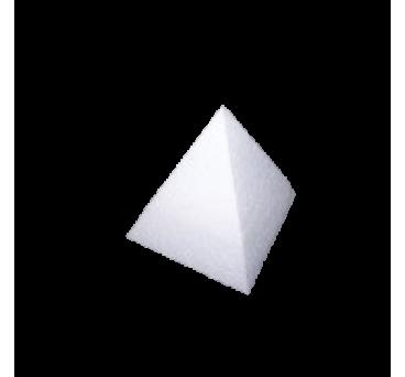 Pirámide en poliestireno
