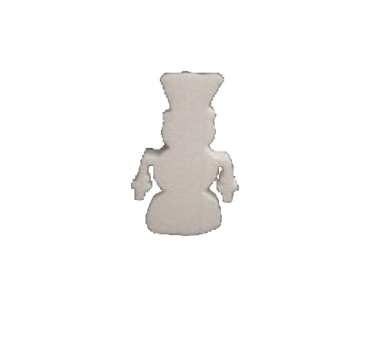 Snowman in polystyrene in variety of sizes