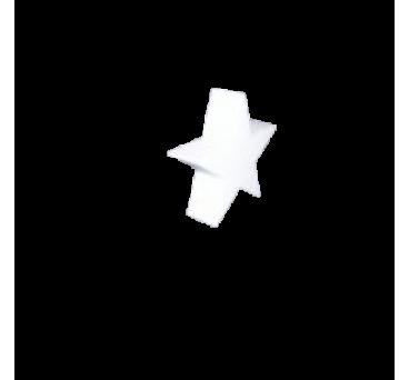 Estrella en poliestireno