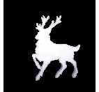 Polystyrene Reindeer