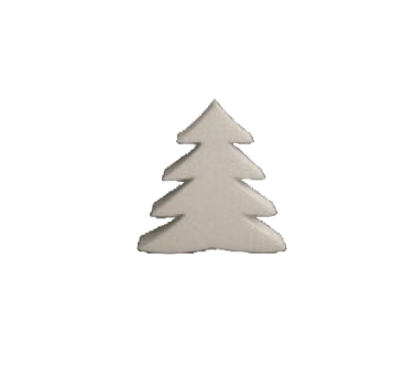 Tree in polystyrene in variety of sizes