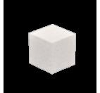 Dummy cubo en poliestireno para tarta