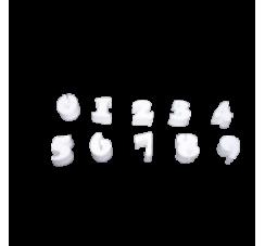 Styrofoam Numbers