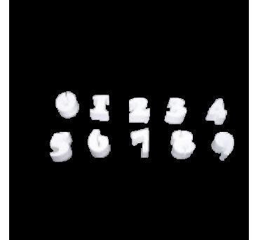 Polystyrene Numbers