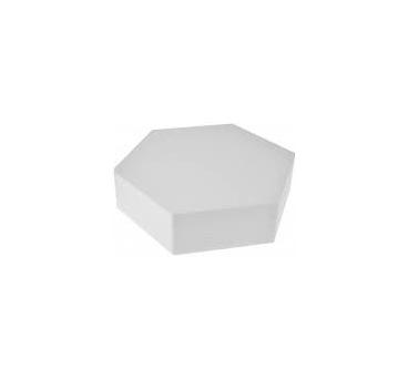 Dummy hexagonal para tarta