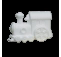 Styrofoam Train