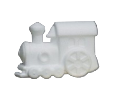 Polystyrene Train