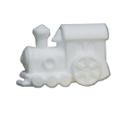 Tren en poliestireno