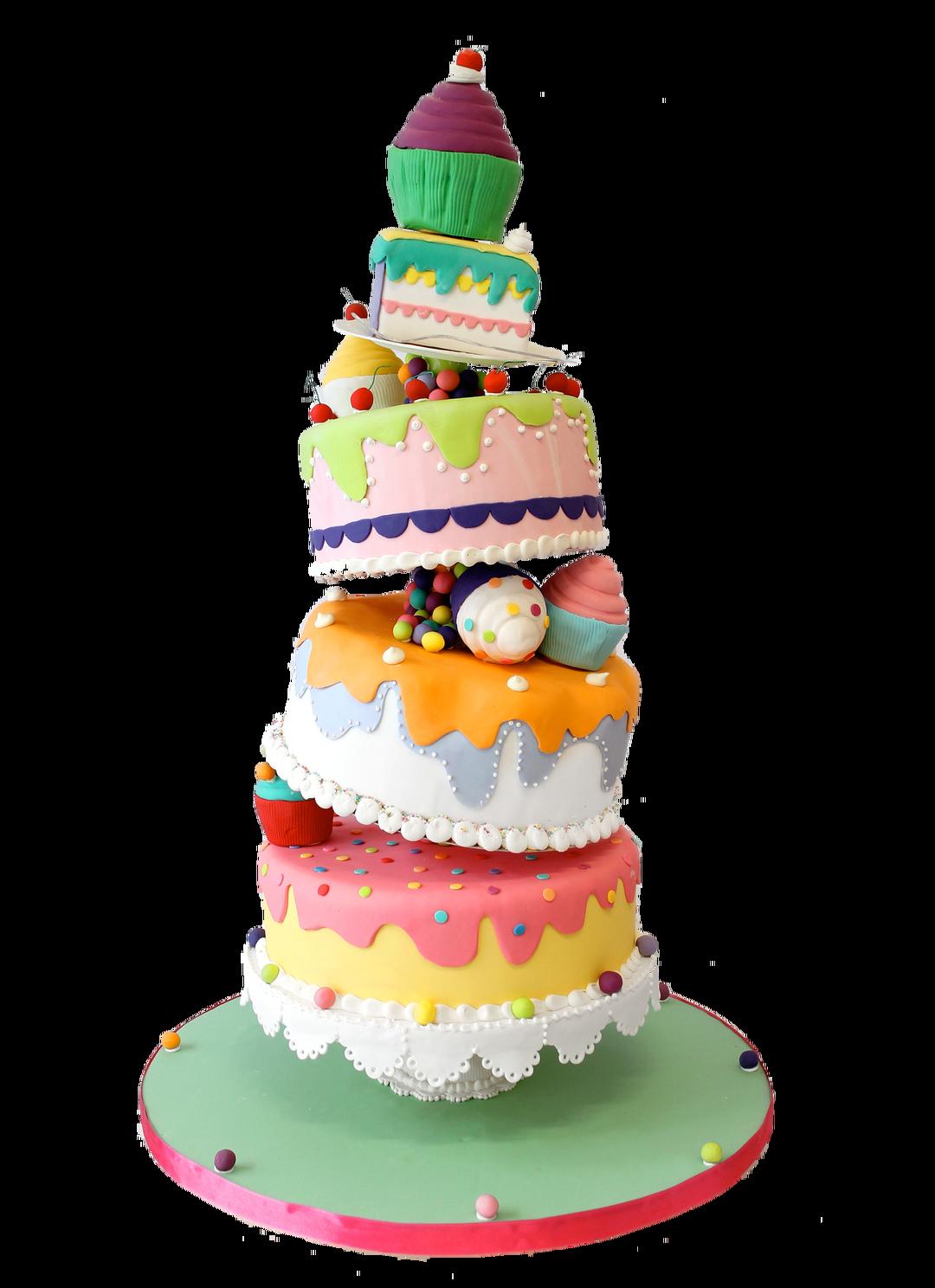 Polystyrene Fake Cupcake For Diy Or Cake Design